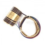 Hot Runner Brass Coil Heater For Plastic Molding