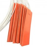24V Silicone Rubber Heater Pad 200 Degree for sale