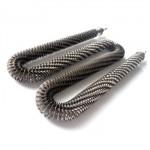 6kw/9kw/10kw/12kw Stainless Steel U W I Shape Finned Heater Element