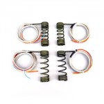 12V Industrial Element Coil Nozzle Band Heater