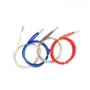 100w 200w 300w 400w 500w 800w 1000w high temperature ptc cartridge heater tube for packing machine