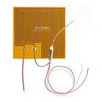 12V-480V AC DC Customized Flexible PI Heater Film