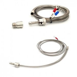 K type thermocouple with screw threaded