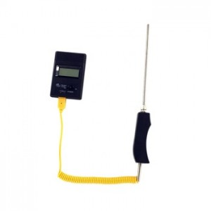 K type thermocouple with digital display temperature controller