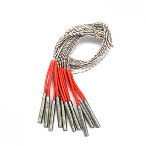 6mm 8mm 10mm 12mm 14mm cartridge rod heater for mould heating