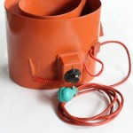heating bands for drums heater flexible