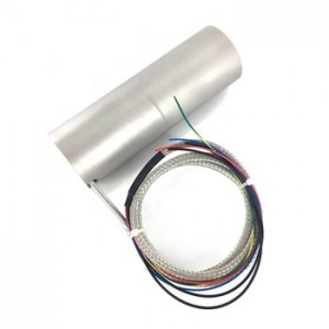 Stainless Steel Hot Runner System Enail Coil Air Heater For Plastic Injection Molds