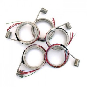Industrial Tubular Mini Coil Heater and Electric Heating Circle