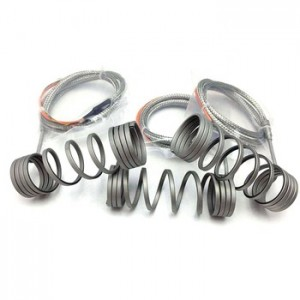 Industrial Heating Element Hot Runner Coil Heater for Textile Manufacturing