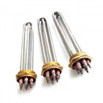 9 kw tubular heating element for heat pump