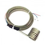 Sprial Hot Runner Micro Coil Heater