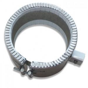 1050 degree electric flexible ceramic heating padband heater