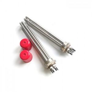 Fast heater industrial screw plug tubular heating element