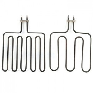 Electric Green Stainless Steel BBQ Grill Tubular Heater Element for stove grill heating