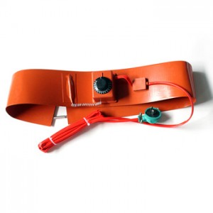 Easy Install Flexible Silicone Rubber Heater for Gas Tank Bottle