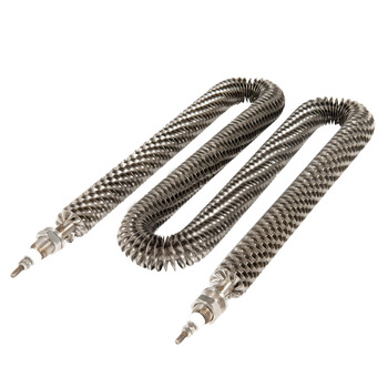 220v Electric Industrial Stainless Steel Finned Tubular Air Heating Element