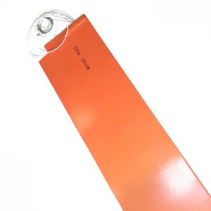 Silicon Rubber Heat Blanket for Wind Blade