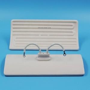 100w 150w 200w 300w 400w 500w Electric ceramic far infrared heater panel for hot stamping machine