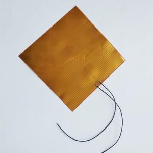 Polyimide Thermofoil Flexible Heater Kapton Heat Mat