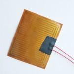 Battery Heating Mat Flexible Thin Kapton Heater Film