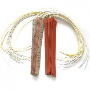 Waste Oil Heater Silicone Rubber Band Heater