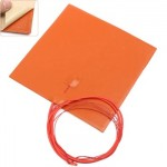 flat plate heating element 500×500 silicone heater