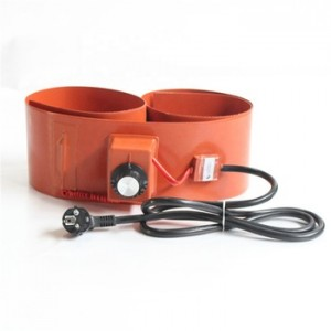 silicone rubber 1000 w band drum heater oil biodiesel barrel