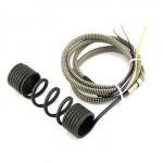 350w spiral heat exchanger with best service