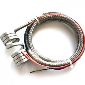 Stainless Steel Micro Spring Hot Runner Coil Heater for Injection Molding
