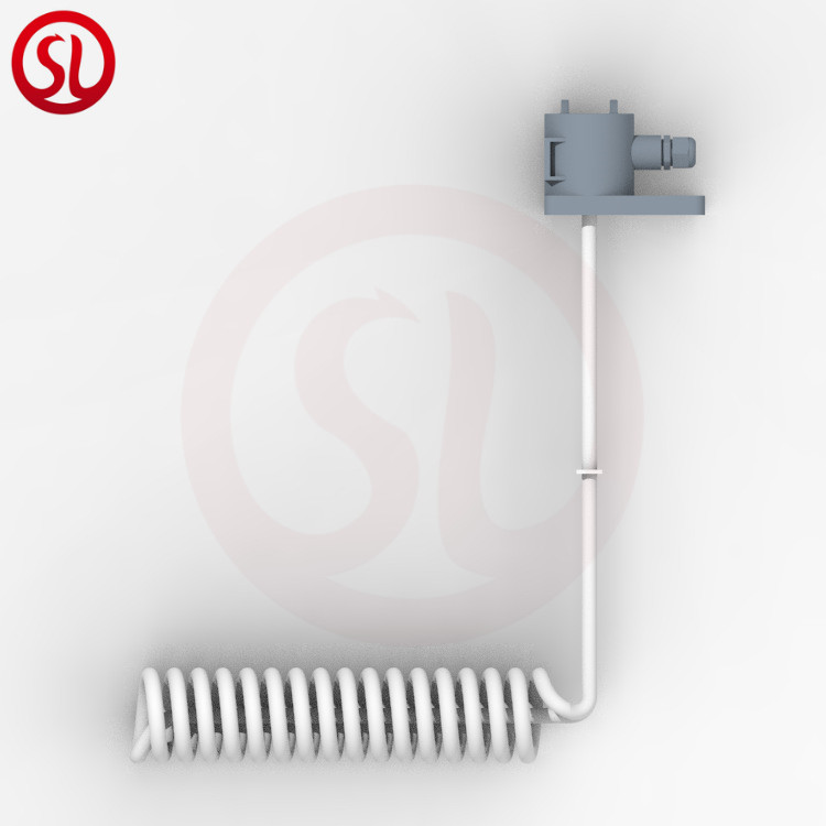 Spiral L-Shaped Fluoropolymer (PTFE) Heaters manufacturer